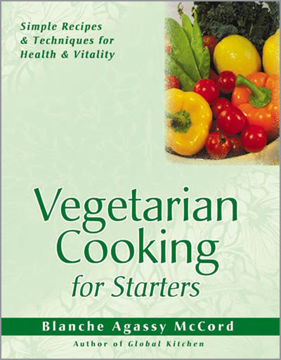 Vegetarian Cooking for Starters