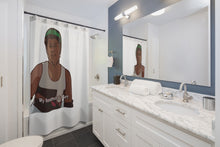 Load image into Gallery viewer, Boohole Shower Curtain