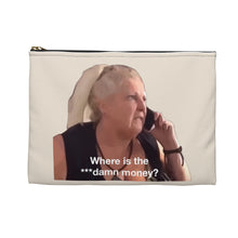 Load image into Gallery viewer, Angela Elder Double Sided Accessory Pouch
