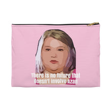 Load image into Gallery viewer, Nicole Not Without AzanAccessory Pouch