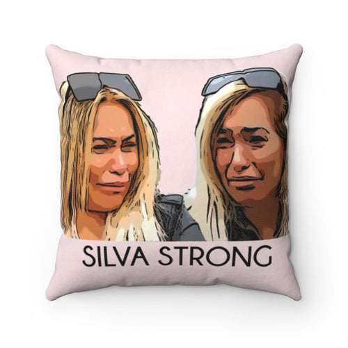 Silva Strong Spun Polyester Square Pillow