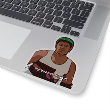 Load image into Gallery viewer, Boohole Kiss-Cut Sticker