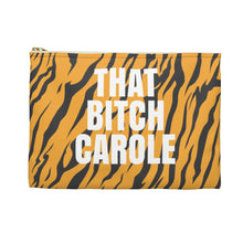 Load image into Gallery viewer, Carole Baskin Carole That Bitch Makeup Bag