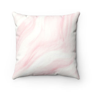 Be Strong Spun Throw Square Pillow