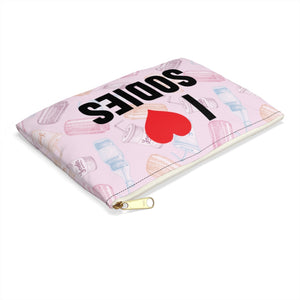 I Love Sodies Double Sided Accessory Pouch