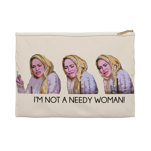 Darcey Double Sided Accessory Pouch