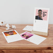 Load image into Gallery viewer, 90 Day Fiance Vertical Desk Calendar