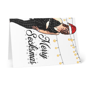 Danielle Secksmas Greeting Cards (8 pcs w/envelopes)