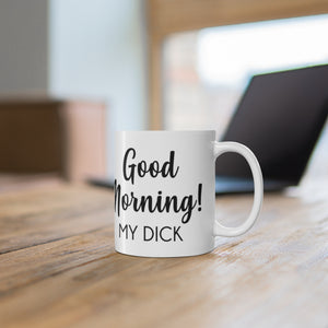 Colt Good Morning Mug 11oz