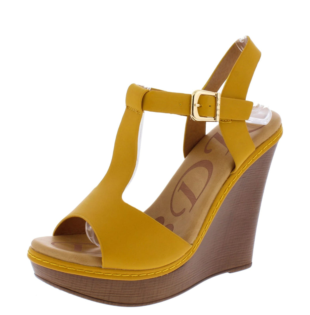 Nassa Mustard Wedge