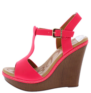 Nassa Fuchsia Wedge