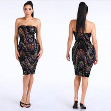 Load image into Gallery viewer, Shine On Me Dress