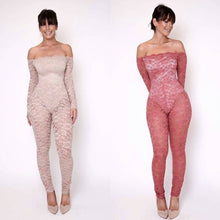 Load image into Gallery viewer, Tanya Lace Jumpsuit