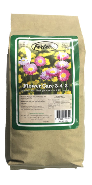 Flower Care Organic Fertilizer