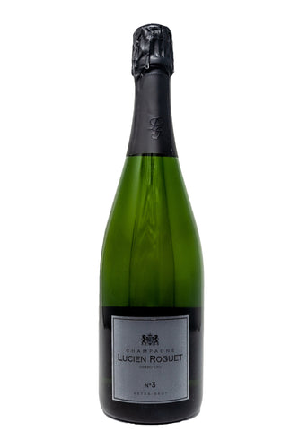 Lucien Roguet - No. 3 - Extra Brut - Grand Cru - 750 ml