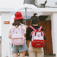 Japanese Harajuku Kawaii Strawberry Backpack