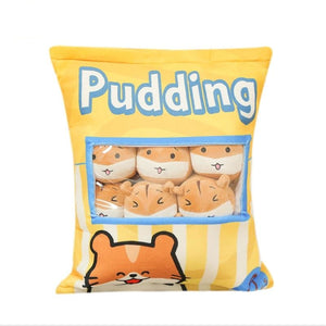 Kawaii Bag of Plushies - Hamster Plushies