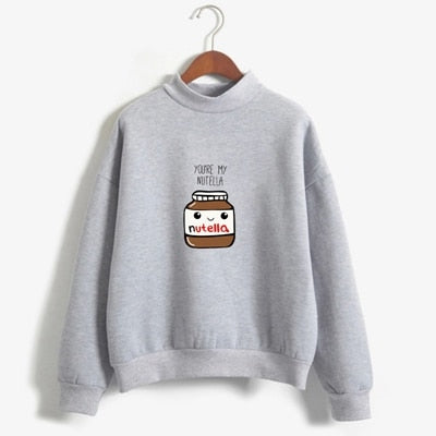 Kawaii Nutella Sweatshirt