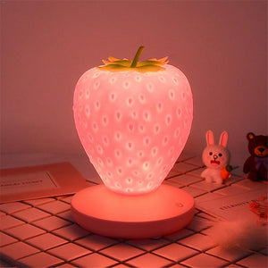 Kawaii Strawberry LED Light