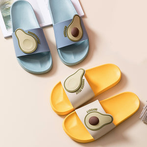 Kawaii Avocado Slides