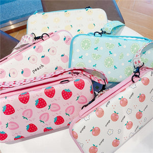 Strawberry Switch Pouch