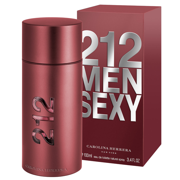 212 Sexy Men by Carolina Herrera 100ml EDT