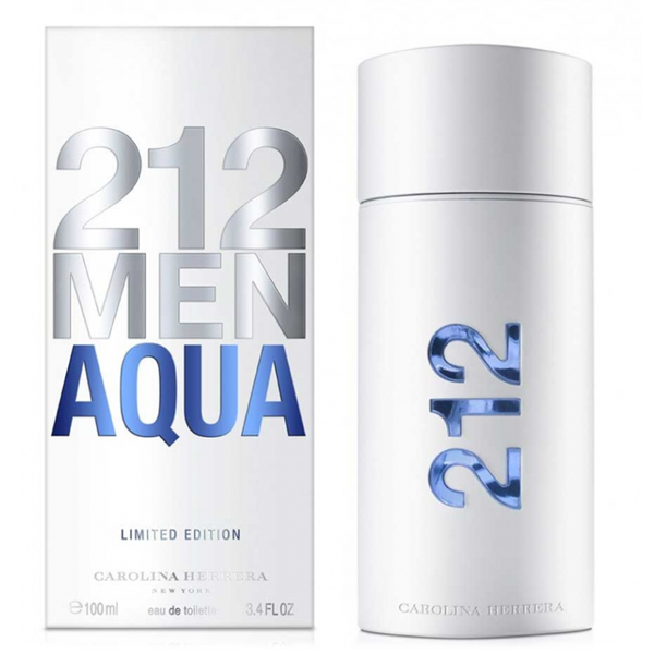 212 Men Aqua by Carolina Herrera 100ml EDT