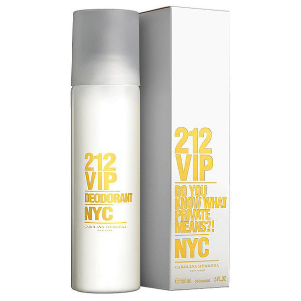 212 VIP by Carolina Herrera 150ml Deodorant Spray