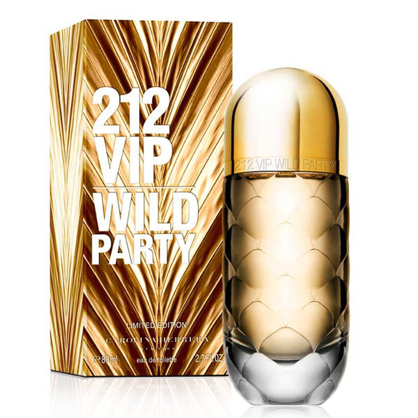 212 VIP Wild Party by Carolina Herrera 80ml EDT