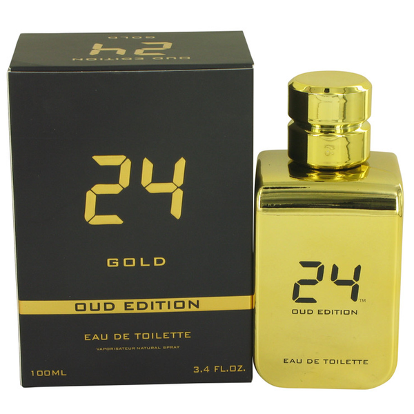 24 Gold Oud Edition by Scent Story 100ml EDT