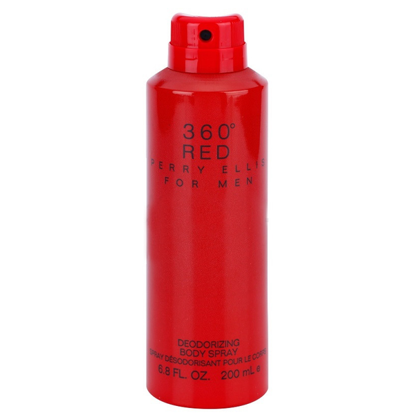 360 Red by Perry Ellis 200ml Deodorizing Body Spray