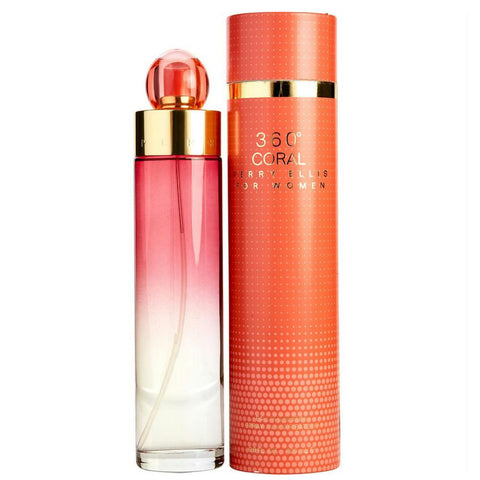 360 Coral by Perry Ellis 200ml EDP for Women