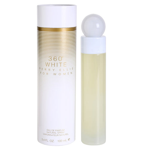 360 White by Perry Ellis 100ml EDP for Women