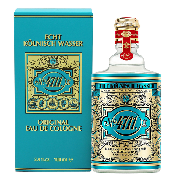 4711 Original Eau De Cologne by Maurer & Wirtz 100ml EDC