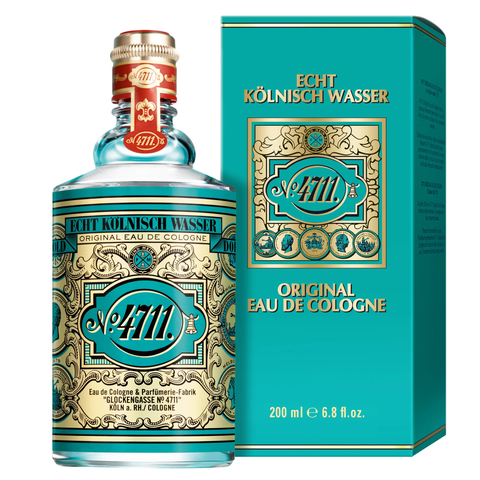 4711 Original Eau De Cologne by Maurer & Wirtz 200ml EDC