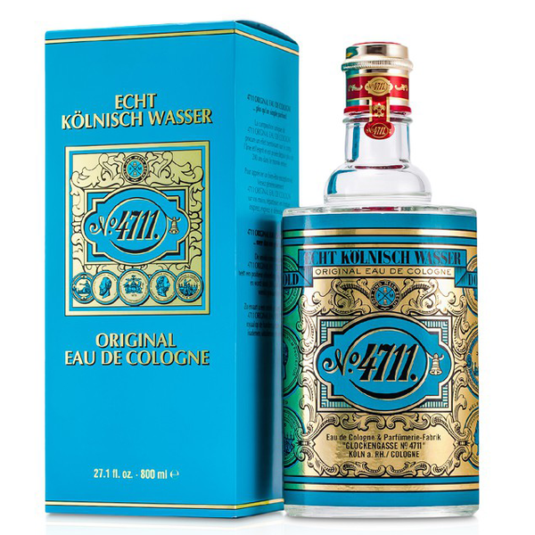 4711 Original Eau De Cologne by Maurer & Wirtz 800ml EDC