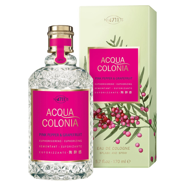 4711 Acqua Colonia Pink Pepper & Grapefruit 170ml EDC