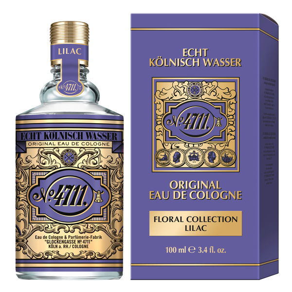 4711 Floral Collection Lilac by Maurer & Wirtz 100ml EDC