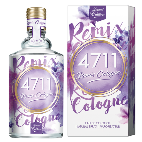 4711 Remix Lavender by Maurer & Wirtz 150ml EDC