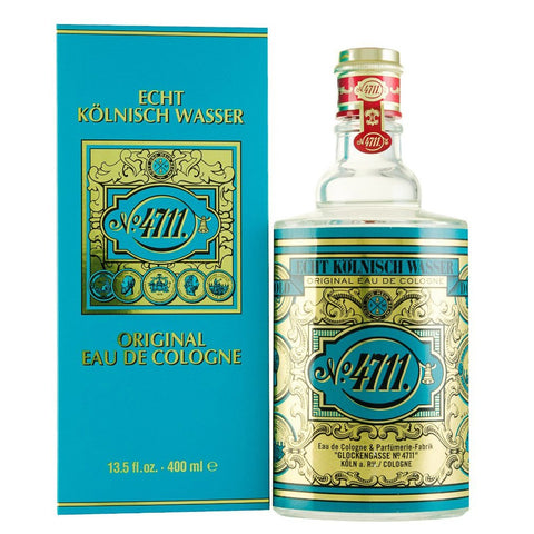 4711 Original Eau De Cologne by Maurer & Wirtz 400ml EDC