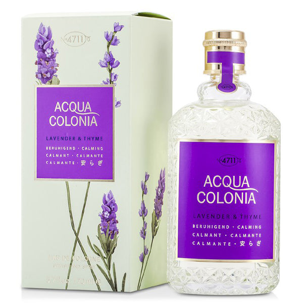 4711 Acqua Colonia Lavender & Thyme 170ml EDC