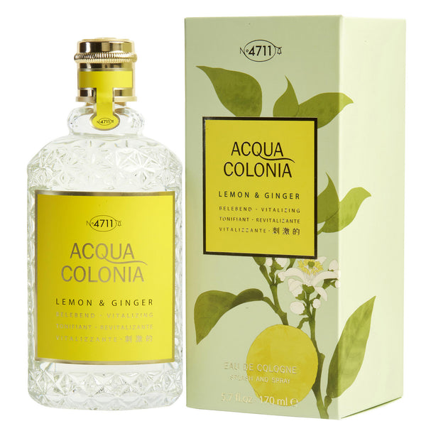 4711 Acqua Colonia Lemon & Ginger 170ml EDC