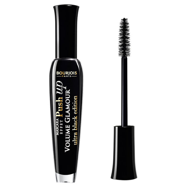 Bourjois Paris Volume Glamour Push Up Mascara - Ultra Black