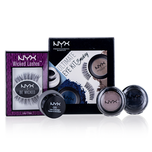NYX Ultimate Eye Kit Smokey Set