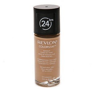 Revlon Colorstay Foundation (Combination/Oily)