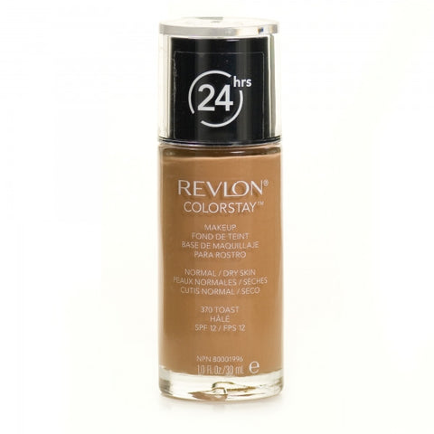 Revlon Colorstay Foundation (Normal/Dry) -  370 Toast