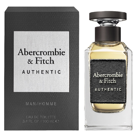 Authentic by Abercrombie & Fitch 100ml EDT