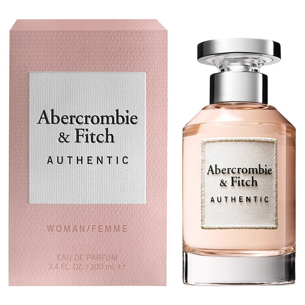 Authentic by Abercrombie & Fitch 100ml EDP
