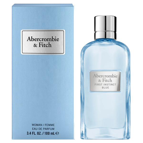 First Instinct Blue by Abercrombie & Fitch 100ml EDP