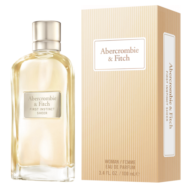 First Instinct Sheer by Abercrombie & Fitch 100ml EDP